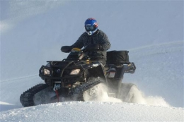 Tatou 4S Belte kit til Arctic Cat ATV og UTV.